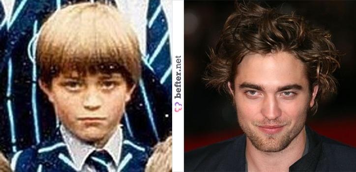 School Days - Robert Pattinson