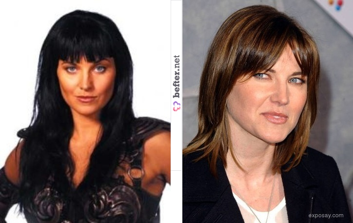 lucy lawless facebook