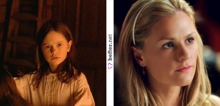 Gallery For > Anna Paquin Before And After
