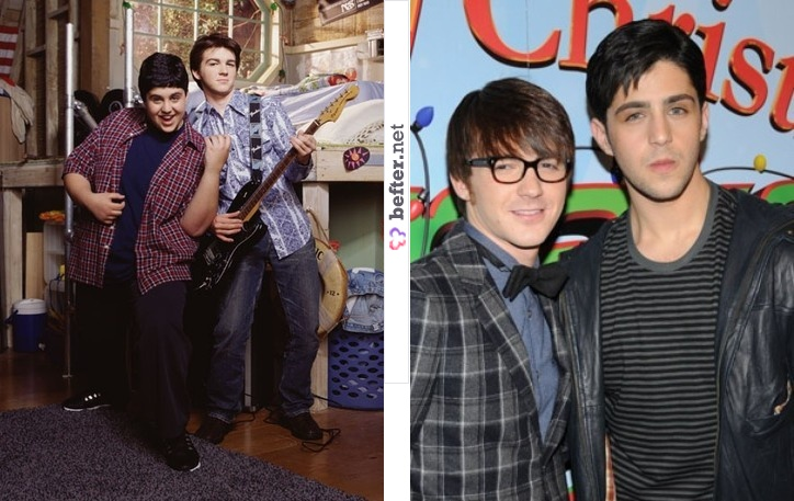 Drake E Josh Befter   Before And After