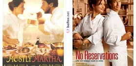 Movie Posters - No Reservations | Before and After