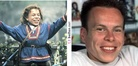 Willow na Terra da Magia (Warwick Davis) | Before and After