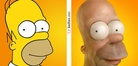 The Real Homer Simpson | Before and After