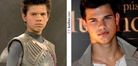 Taylor Lautner ( O Jacob de Twilight ) | Before and After