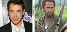 Robert Downey Jr. (Tropic Thunder) | Before and After