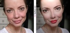 Julia Petit Make Up | Before and After